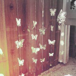 guirlande papillons onnae
