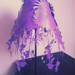 lampe onnae violet