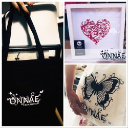 tote bag Onnae creations