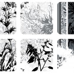 illustrations textile accessoires